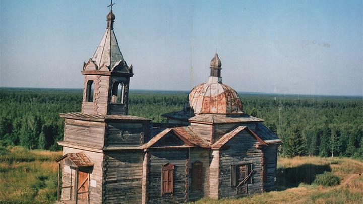 Церковь во имя святых апостолов Петра и Павла, с. Нагорный Иштан, 1872 г.