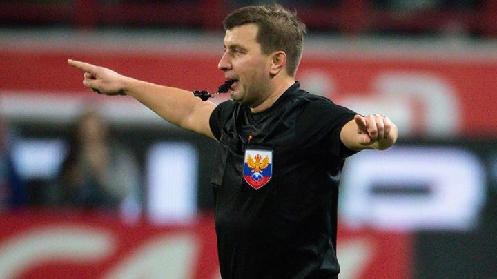 РФС пожизненно отстранил Вилкова от судейства