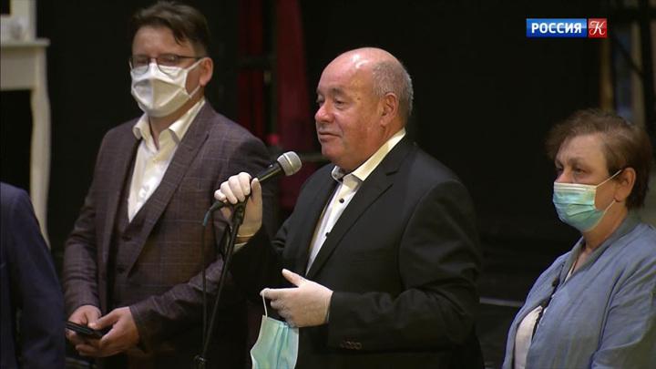 Московский театр мюзикла откроет новый сезон благотворительным показом