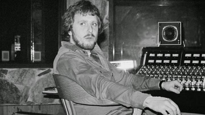 Умер продюсер Deep Purple и Iron Maiden