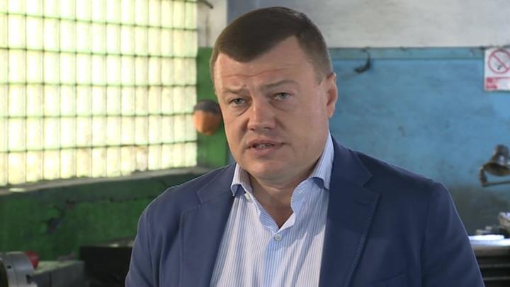 Тамбовский губернатор Никитин проинспектировал работу Коршуновского ЛМЗ