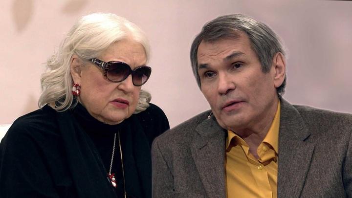 Бари Алибасов и Федосеева-Шукшина