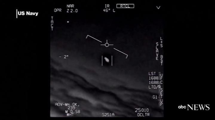 В Пентагоне создана рабочая группа, которая будет заниматься изучением НЛО
