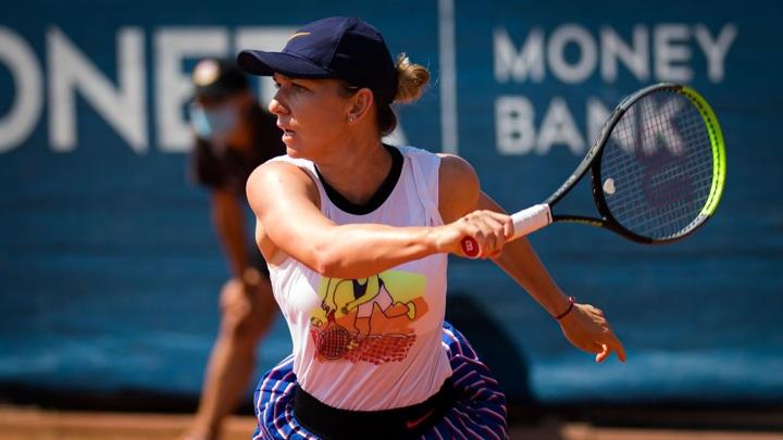 Теннис. Халеп стала чемпионкой турнира в Праге