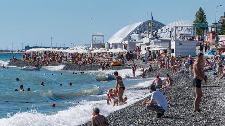 Бархатный сезон на курортах России в этом году начнётся в первой декаде сентября