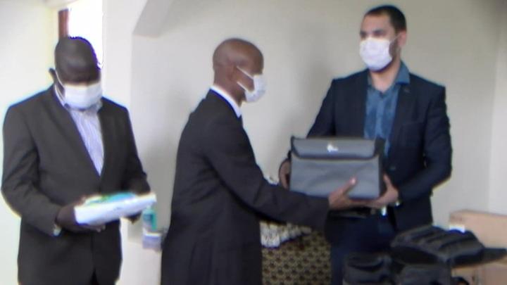 Россия поставила Центральноафриканской республике партию аппаратов ИВЛ