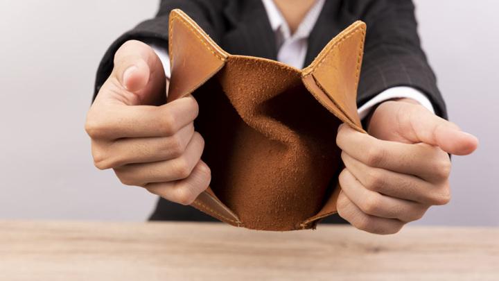 Число обанкротившихся вологжан увеличилось в два раза