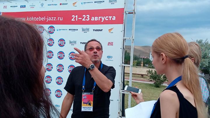 """Сюрпризы KJP: Игорь Скляр рассказал, когда из него """"вылезла джазовая сущность"""""""