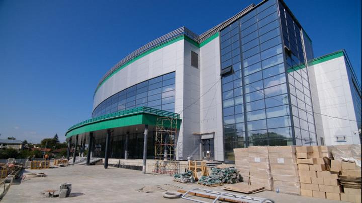 Региональный центр волейбола в Новосибирске сдадут к 3 сентября