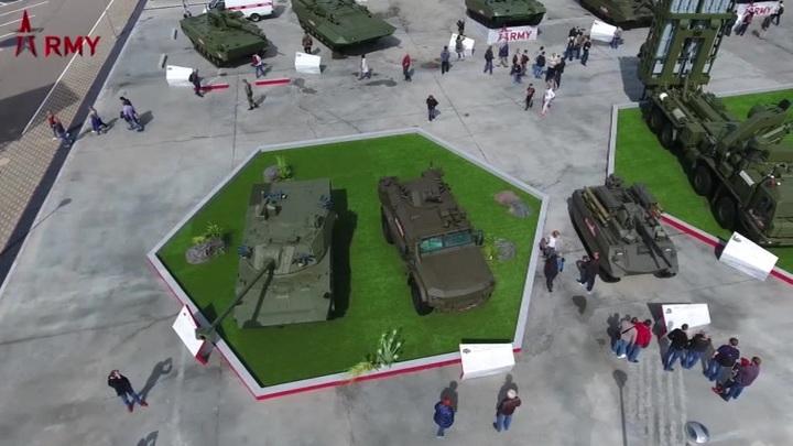 """Форум """"Армия-2020"""" в парке """"Патриот"""" открыт для всех желающих"""