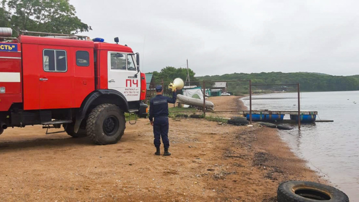 Вода на южном побережье Приморья прогрелась до рекордных значений