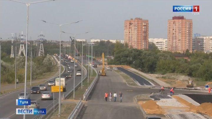 Замглавы Росавтодора проинспектировал безопасность тульских дорог