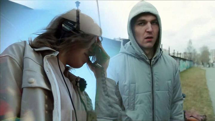 """Кадр из программы """"Андрей Малахов. Прямой эфир"""""""