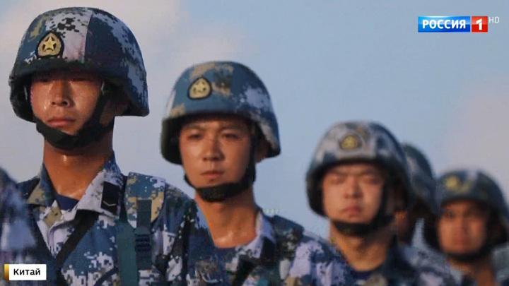 """Китайские военные приедут на учения """"Кавказ-2020"""""""