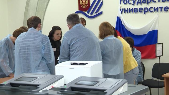Действующий глава региона лидирует на выборах в Костроме