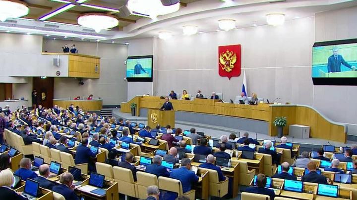 Правительство будут формировать по-новому: Путин внес в Думу проект закона