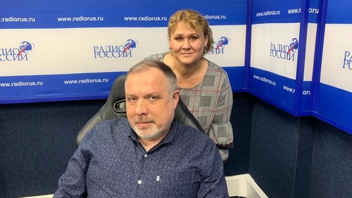 Игорь Шатров и Ольга Максимова
