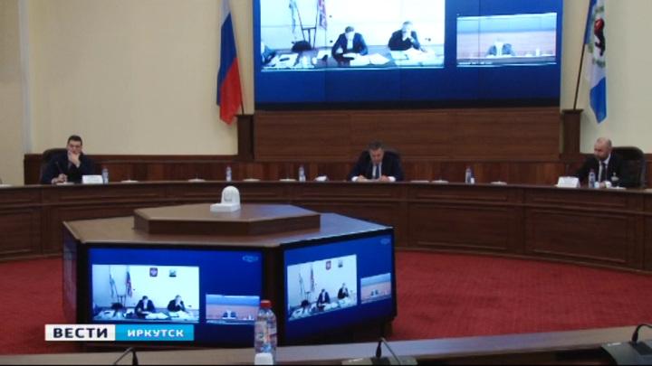 Кадровые изменения в правительстве Иркутской области озвучил губернатор