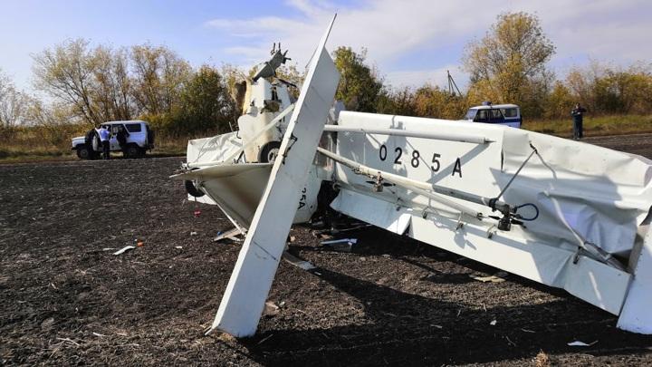Причиной гибели пилота в Тульской области могло стать столкновение с ЛЭП