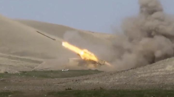 Минобороны Армении рассказало об обстрелах с азербайджанской стороны