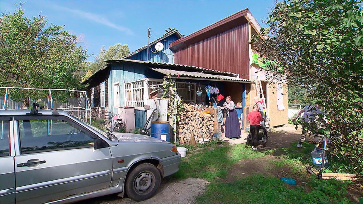Стали бомжами без документов: как исчез дом в Солнечногорске