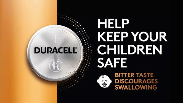 """Duracell сделала новые батарейки """"несъедобными"""""""