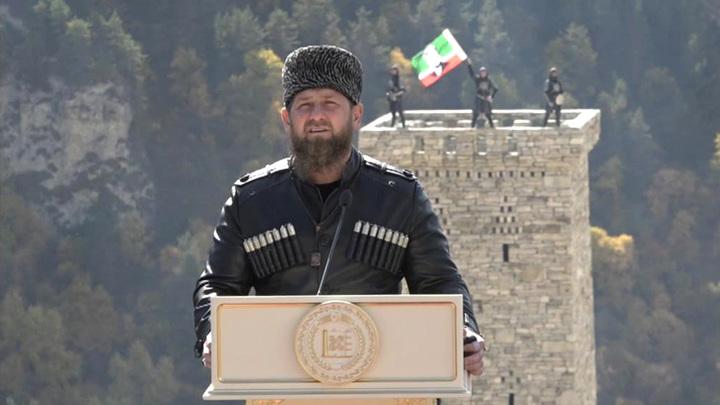 С началом Рамазана Кадыров ушел в отпуск