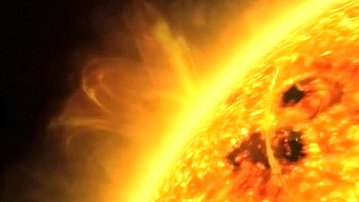 Облако плазмы, выброшенное Солнцем, практически не затронет Землю
