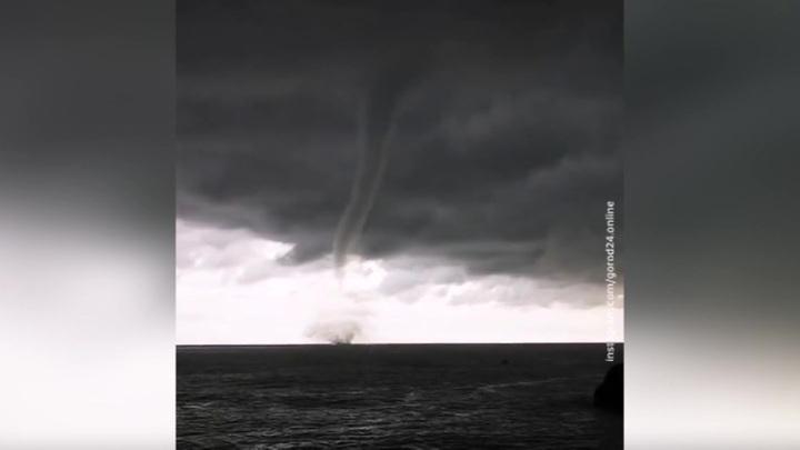 Южные регионы страны накануне накрыл мощный шторм