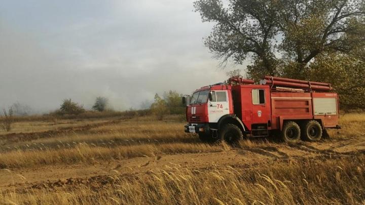 Живая вода: в Башкирии ручей спас жилые дома от пожара