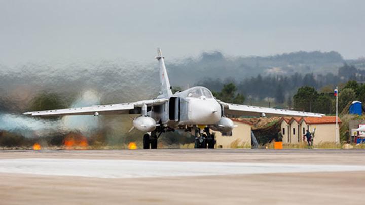 Отражена атака на авиабазу РФ в Сирии