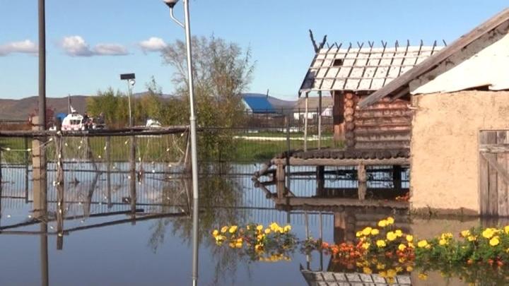 67 населенных пунктов подтопило в Хабаровском крае из-за паводка на Амуре