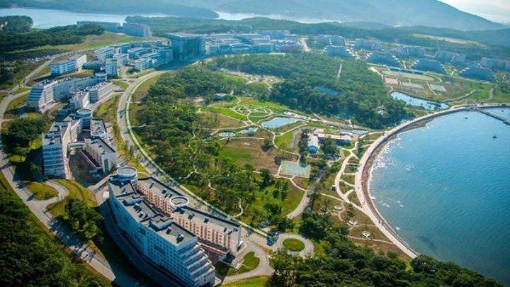 Во Владивостоке открыли Дальневосточный юридический институт