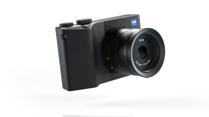 Zeiss выпускает камеру на Android за $6000