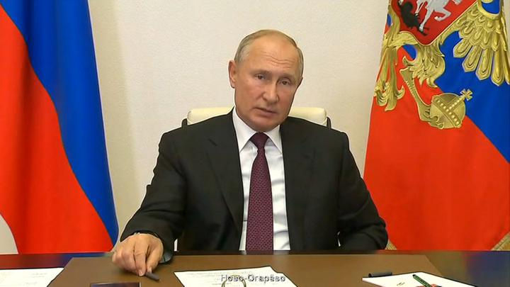 Путин предложил продлить упрощенку при получении справок до конца года