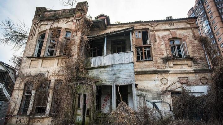 В Краснодаре завели уголовное дело по факту разрушения дома архитектора Косякина
