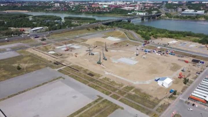Специально для строительства Арены-Омск власти скорректировали закон о тишине