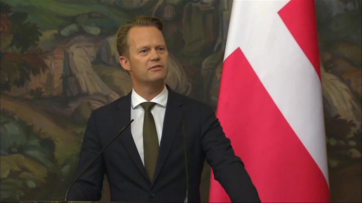 МИД Дании сообщил о вызове российского посла