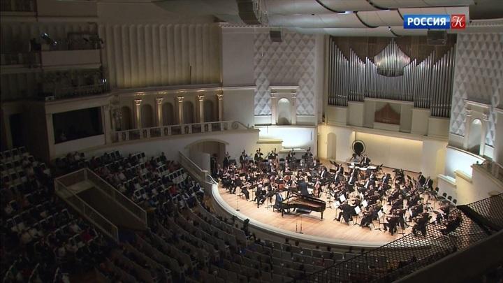 Денис Мацуев выступил на юбилее Концертного зала имени Чайковского
