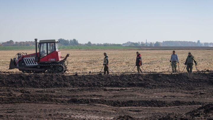 Археологи впервые провели глубинные исследования на Куликовом поле