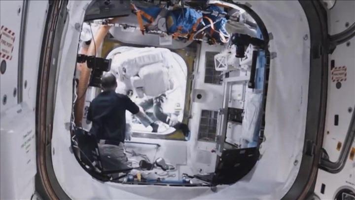 Космический рейд: новый экипаж доберется до МКС в рекордный срок
