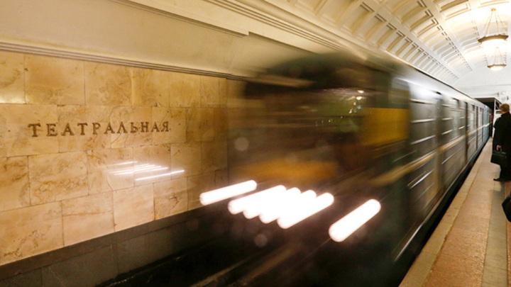 """В тоннеле на """"зеленой"""" линии метро Москвы загорелся кабель"""
