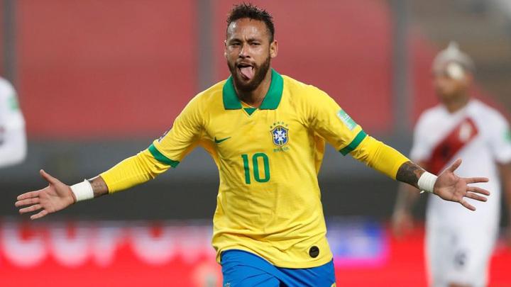 Бразилия выиграла пятый матч подряд в квалификации World Cup-2022