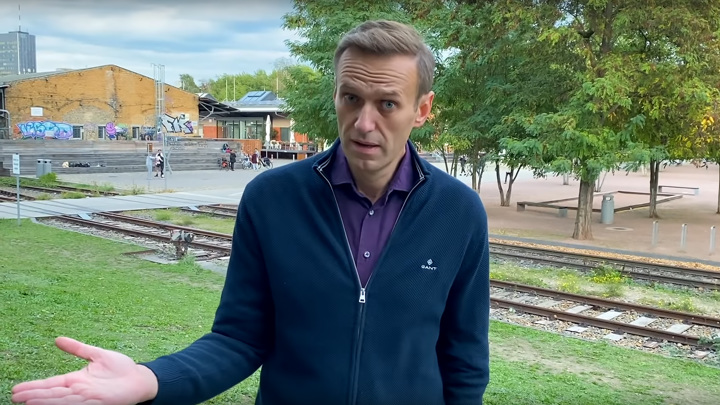 фото: youtube.com/Алексей Навальный
