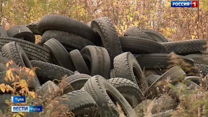 Экологи обнаружили несанкционированную свалку опасных отходов в Большой Туле