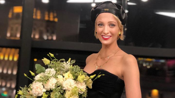 Полина Максимова стала лучшей сериальной актрисой в Европе