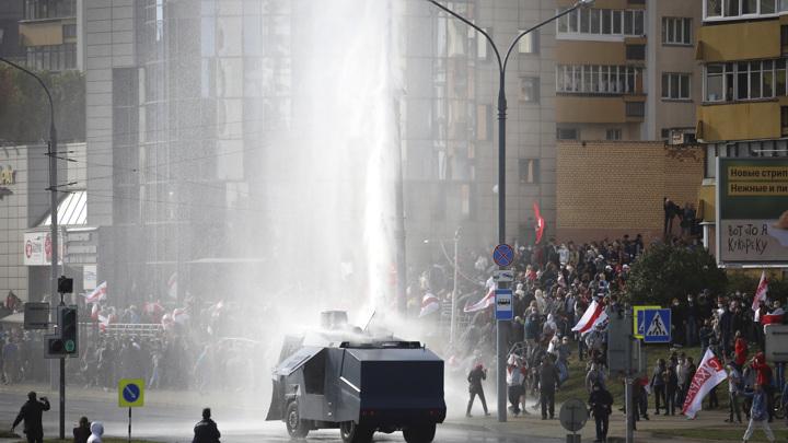 Цветная революция в Белоруссии: в США высказались по поводу применения оружия
