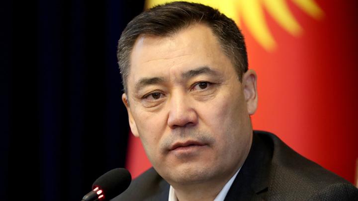 Садыр Жапаров официально вступил в должность президента Киргизии