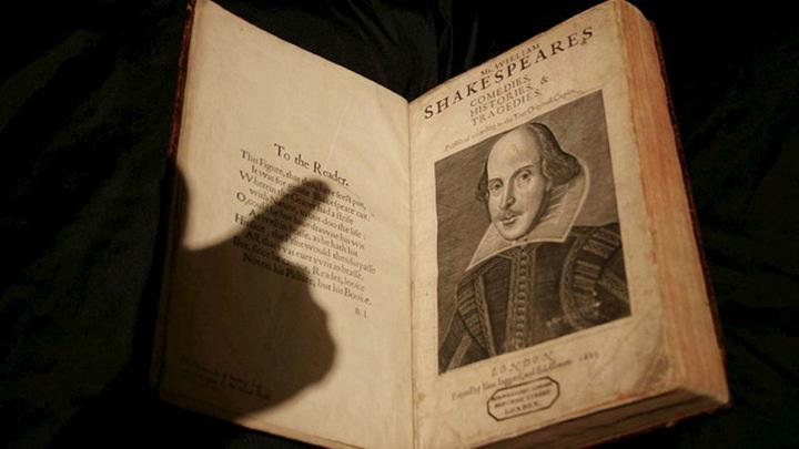 Собрание работ Шекспира XVII века продали за рекордную сумму