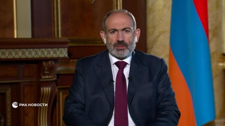Пашинян: воюющие в Карабахе армяне – не наемники